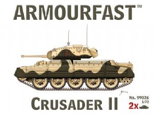 HAT99026 Crusader II x 2 models
